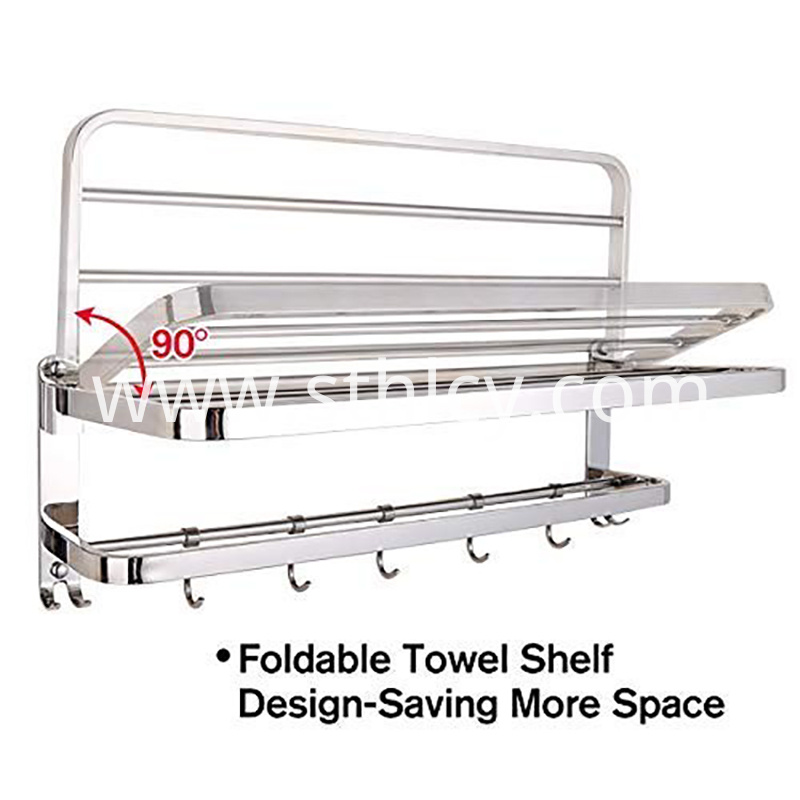 Hot Selling Stainless Steel Towel Rack