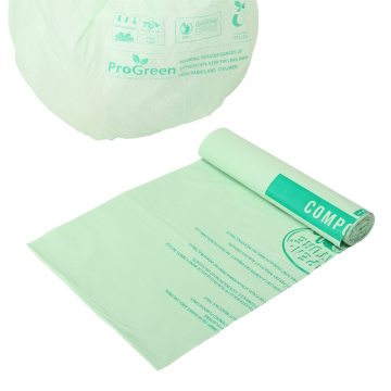 eco friendly 100% Biodegradable Garbage bags