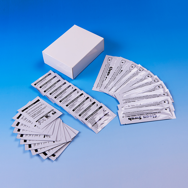 Adhesive Cleaning Sleeves And Swabs