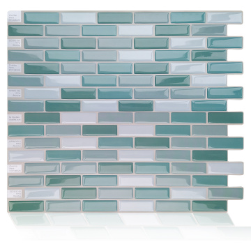 Mosaic Vinyl Wall Tiles Self Adhesive Sticker