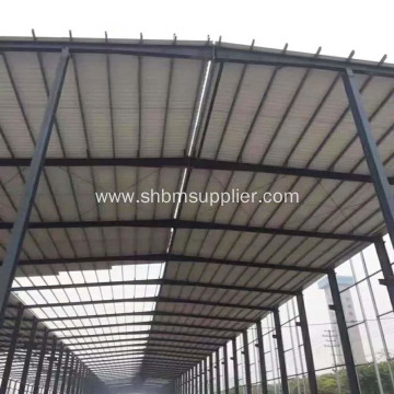 Fireproof Anti-Corrosion Insulating Workshop MgO Roof Sheet