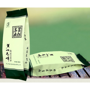 Flexible Fin Seal Bag For Tea Packaging