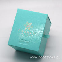 Custom Logo Drawer Shape Perfume Paper Box