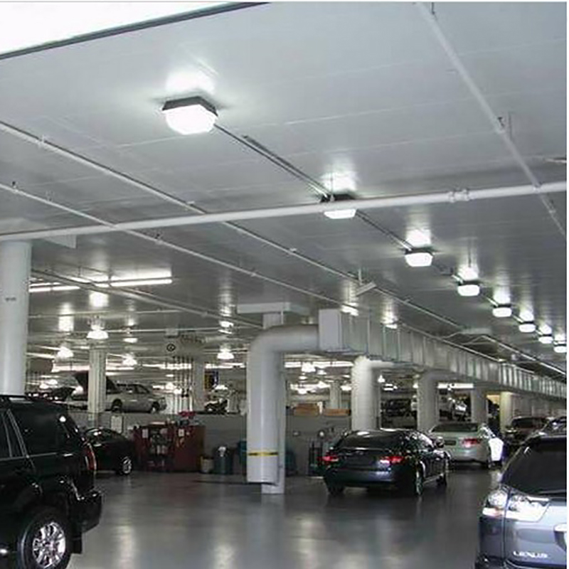 Garage Light with Motion Sensor