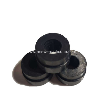 Custom Molded Silicone Rubber Sleeve EPDM Grommet