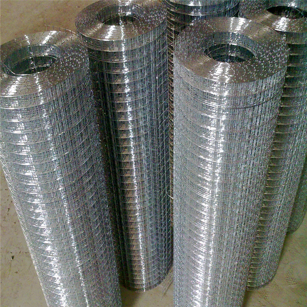 Steel reinforcing concrete welded wire mesh for road construction