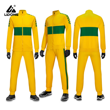 Unisex Tracksuits 2 Piece Jackets Pants Set