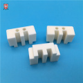 custom technical alumina ceramic machined parts