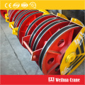 Crane Wire Rope Pulley