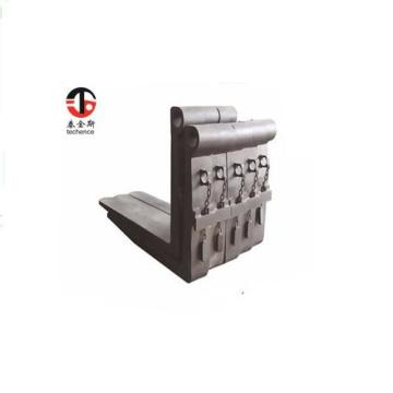 standard size forklift forks with pin