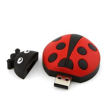 Ladybug Animal Shape Usb Flash Drive