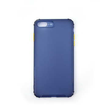 Four Corner Strengthen Silicone Phone Case Cover