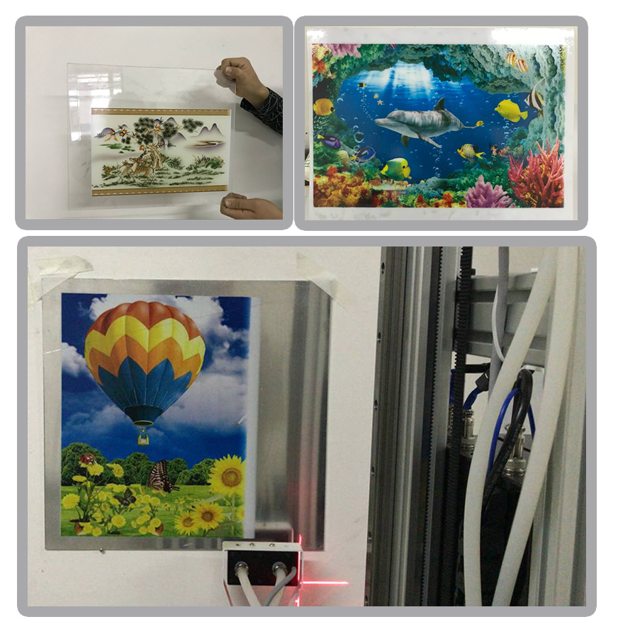 UV 3D pictures Prinitng Machine Samples5