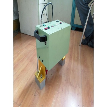 Portable electronic dot peen marking machine