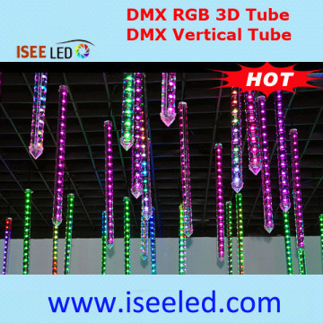 Club Ceiling Light 360 DMX 3dLed Tube