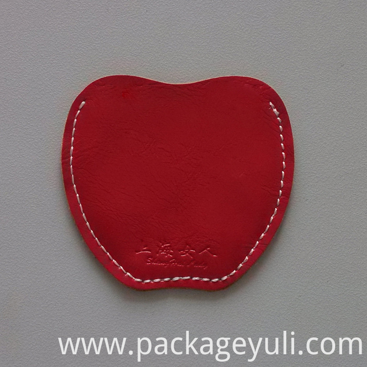 leather jewelry pouch