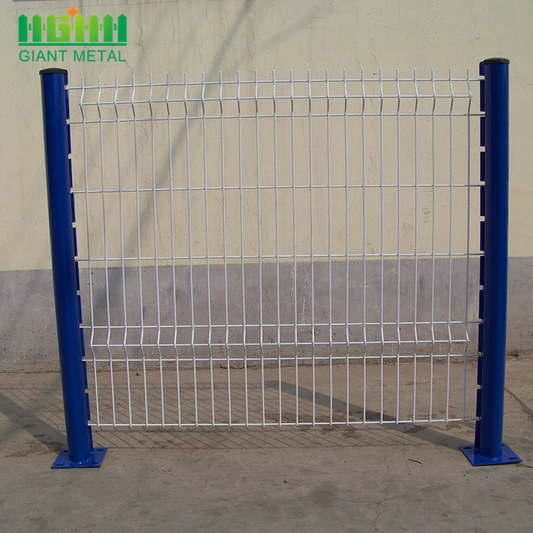Factory Security 3D Welded Wire Fence for Sale