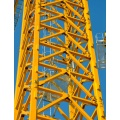 travelling or rail-mounted tower crane