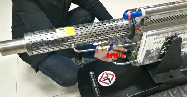 disinfection-robot-battery