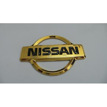 3D Chromed Car Logo Custom Car Emblem