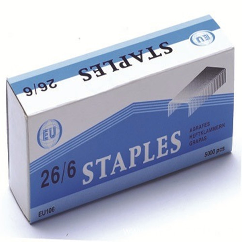 Top Selling Colorful 26/6 Office Standard Staples