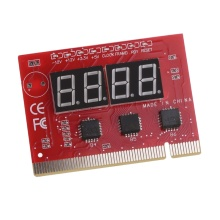 New Computer PCI POST Card Motherboard LED 4-Digit Diagnostic Test PC Analyzer Dropshipping