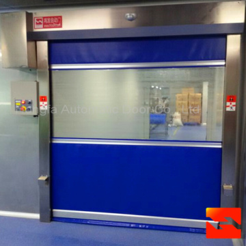 PVC Fast Roll Up Door
