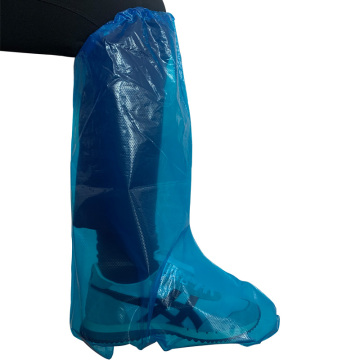 disposable waterproof Isolation boot cover CE
