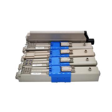 4 Pack Compatible For Okidata C332dn MC363dn 332dn 363dn C332 MC363 dn 46508720 46508719 46508718 46508717 Toner Cartridge AU