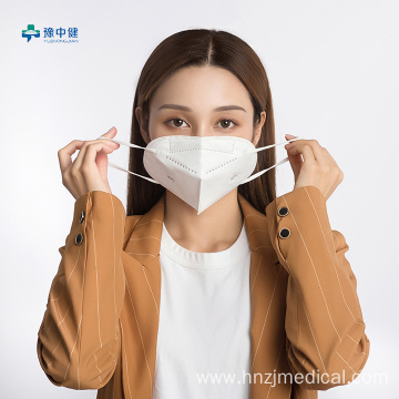 4ply Earloop Non Woven Protective Face Mask