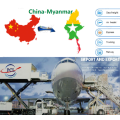 Kunming airfreight forwarder to Myanmar (RGN airport )