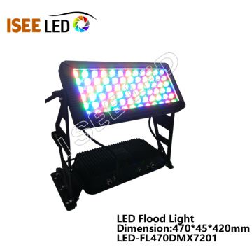 Madrix Compatible Wall Mounted DMX LED Flood Light