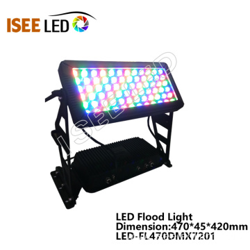 144W High Power LED Flood Lighting Fixture