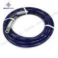 High Pressure Black Hydraulic Test Hose R8