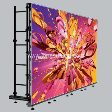 Led Advertising Screens For Cars Sales