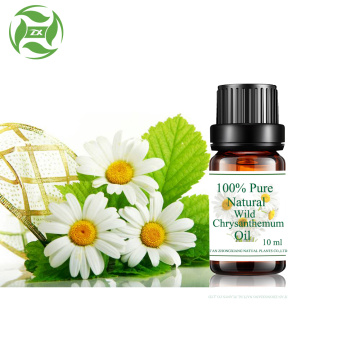 Wholesale 100% Natural Wild chrysanthemum flower oil