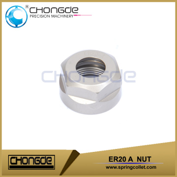 High precision high flexibility ER20 A Type nuts