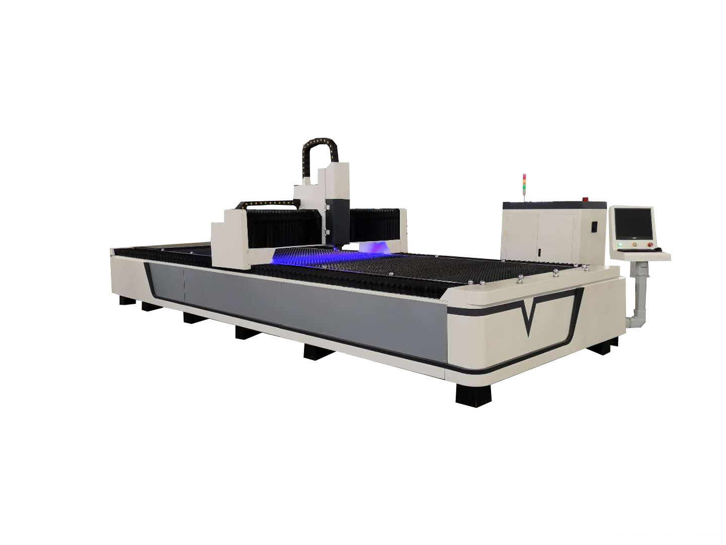 Best fiber laser cutting machine from JiNan