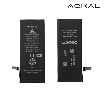 Brandnew iPhone 6S ferfange Li-ion Battery