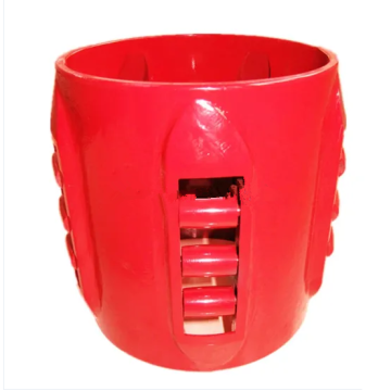 Steel/Aluminum Coposite Centralizer with Rollers