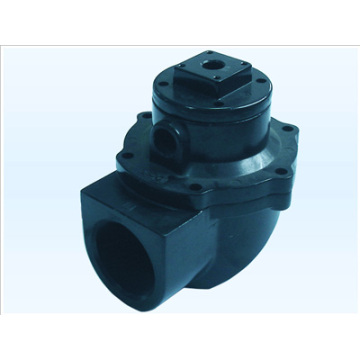 Aluminum Die Casting Dust Collector Valves Parts