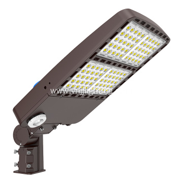 200W Led Parking Lots Shoebox Area Lighting