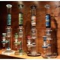 High-end Large Straight Water Pipe Glass Bongs