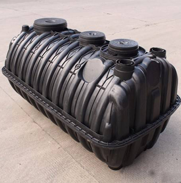 Septic Tank For Sewage Treatment System