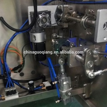 Nitrogen filling automatic weighing packaging machine