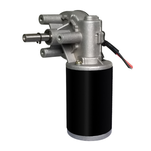 12V 24V Right Angle Electric Juicer Gear Motor