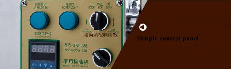 Automatic Industrial Oil Press Machine Cold Press Peanut Soybean Oil Extractor Expeller Presser sesame/peanut/ sunflower seeds