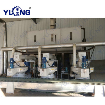 Biomass Sawdust Pellet Machinery