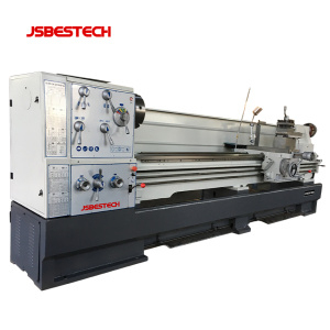 Metal turning lathe machine used universal horizontal