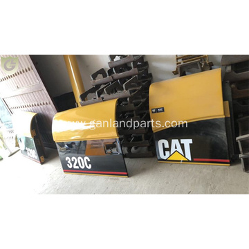 Side Doors For CAT Caterpillar 320C Excavator